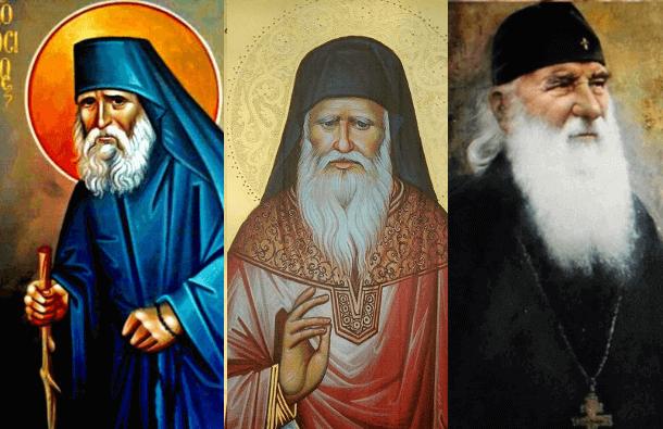Άγιοι αντιοικουμενιστές
