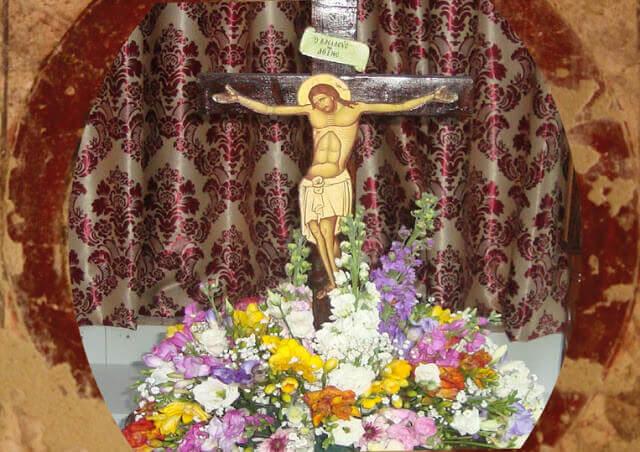 .Νικόλαος Μανώλης Ο Σταυρός του Χριστού ο Σταυρός μας