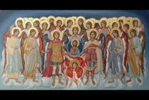 .Ν. Μανώλης Ο άγ. Σπυρίδων οι Παπικοί Ο άγ. Φύλακας Άγγελος