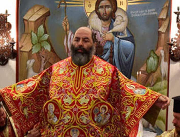 Mitropolitis Lagkada kyros Ioannis Tassias
